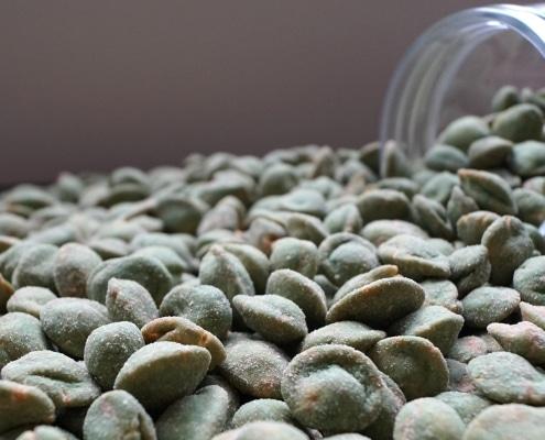 Wasabinoten-dehorecabox-noten-pitten-zaden-gezond